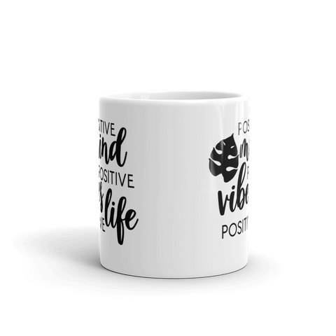 Positive Vibes Mug Home & Decor - Lavished Collection