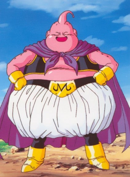 Majin Buu (Dragon Ball)