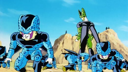 Cell Jr (Dragon Ball)
