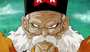 dr gero red ribbon