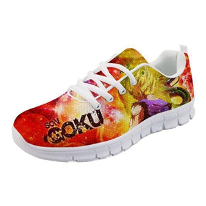 Chaussures Dragon Ball Z