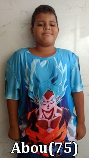 t-shirt dragon ball super
