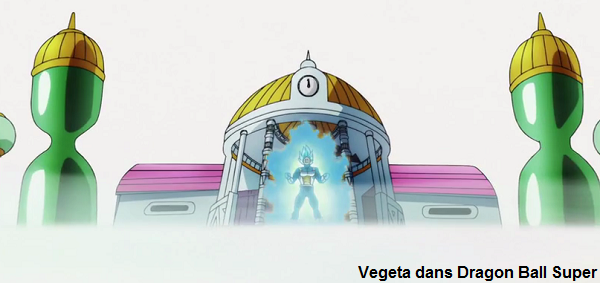 salle du temps dragon ball super