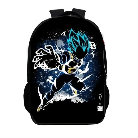 Sac à Dos Dragon Ball Vegeta