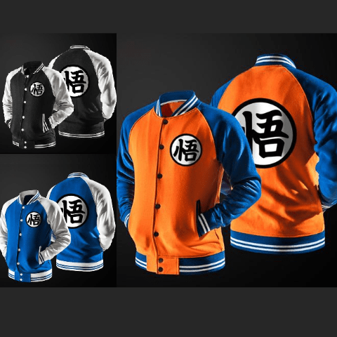 Blouson Dragon Ball Z