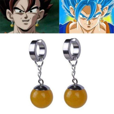 Boucles d'Oreille Potara Vegeto