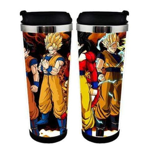 Bouteille Dragon Ball Z