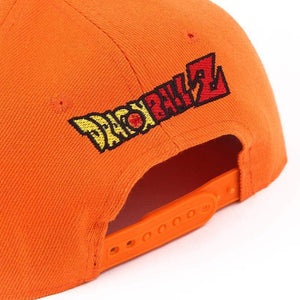 Casquette Dragon Ball Z Orange