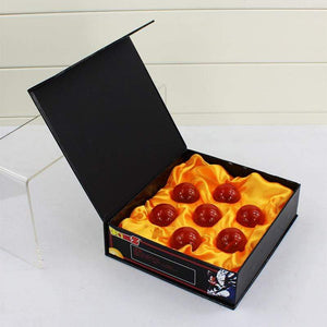 Coffret Boules de Cristal Dragon Ball Z
