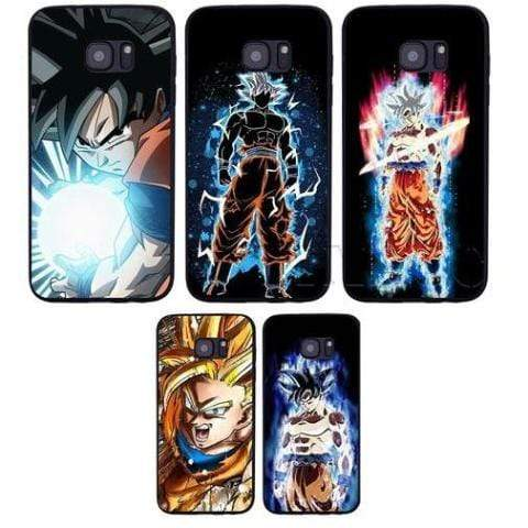 Coque en Silicone Samsung Dragon Ball Z