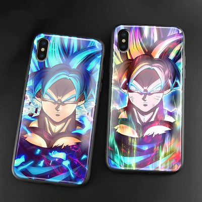 Coque iPhone Dragon Ball Z Goku
