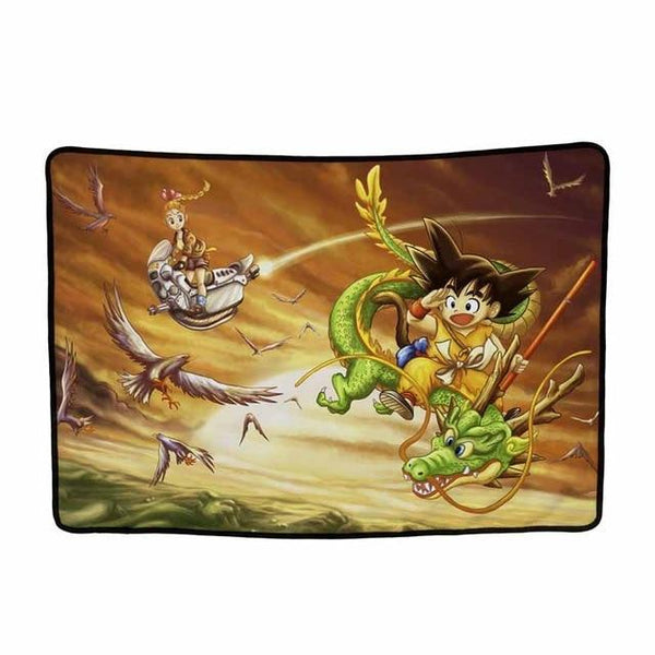 Deco Chambre Dragon Ball