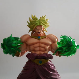 Figurine LED Broly Super Saiyan
