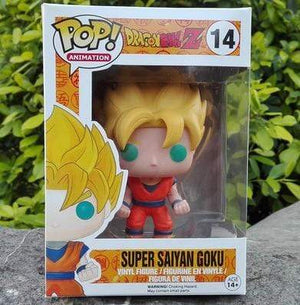 Funko Pop Dragon Ball Goku