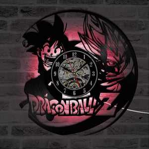 Horloge Dragon Ball Z