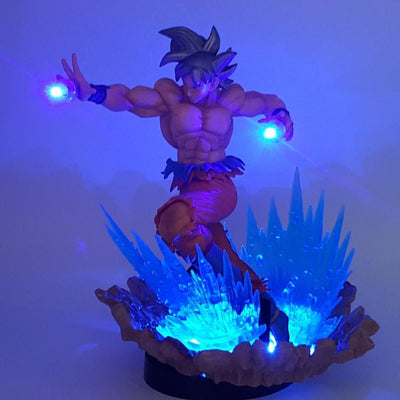 Lampe Dragon Ball Goku Ultra Instinct