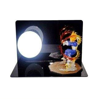 Lampe Dragon Ball Z 3D