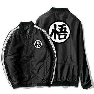 Manteau Dragon Ball noir