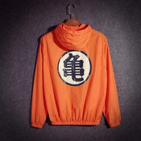 Manteau Dragon Ball Z orange