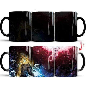 Mug Dragon Ball Chaleur