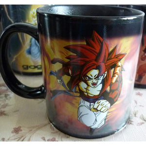 Mug Dragon Ball Z Thermoréactif