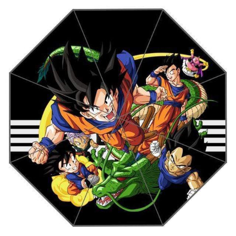 Parapluie Dragon Ball Z