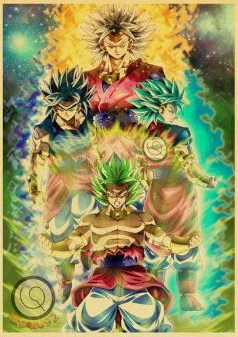 Poster Broly