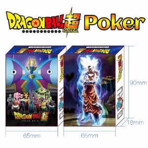 Jeu de Carte Dragon Ball Super