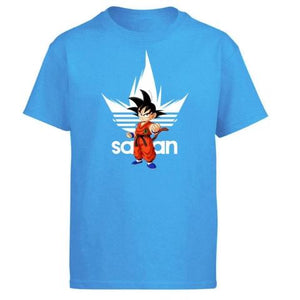 T-Shirt Adidas Dragon Ball Z