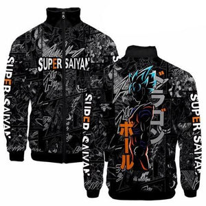 Jacket Dragon Ball Z