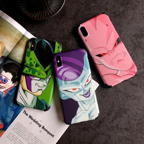 Coque Dragon Ball Z iPhone