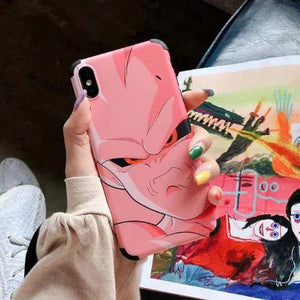 Coque Dragon Ball Z iPhone buu boo