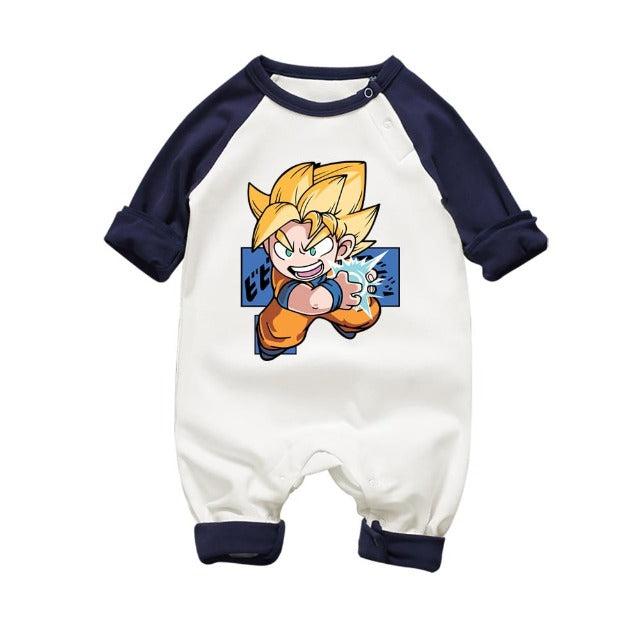 Pyjama Bébé Dragon Ball