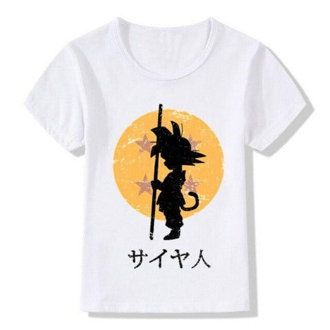Tee-Shirt Enfant Son Goku