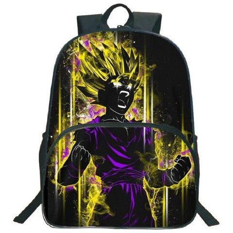 Cartable Dragon Ball Z gohan
