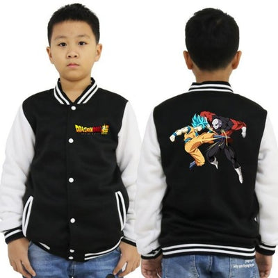 Veste Dragon ball Z Enfant goku jiren