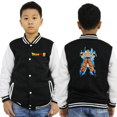 Veste Dragon ball Z Enfant ultra instinct