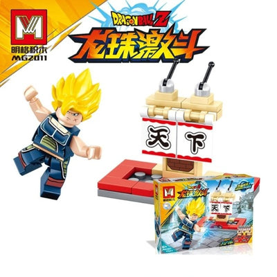 Lego Dragon Ball Super