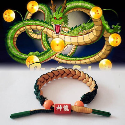 Bracelet Dragon Ball Shenron