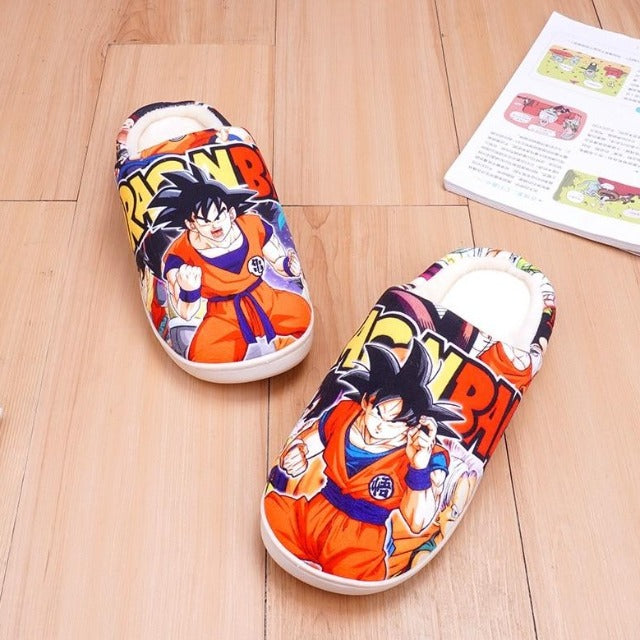 Pantoufles Dragon Ball Z