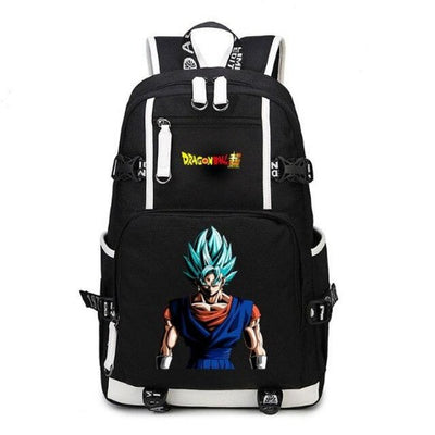 Sac À Dos Dragon Ball Z Vegetto