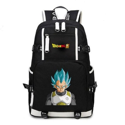 Sac À Dos Dragon Ball Z vegeta