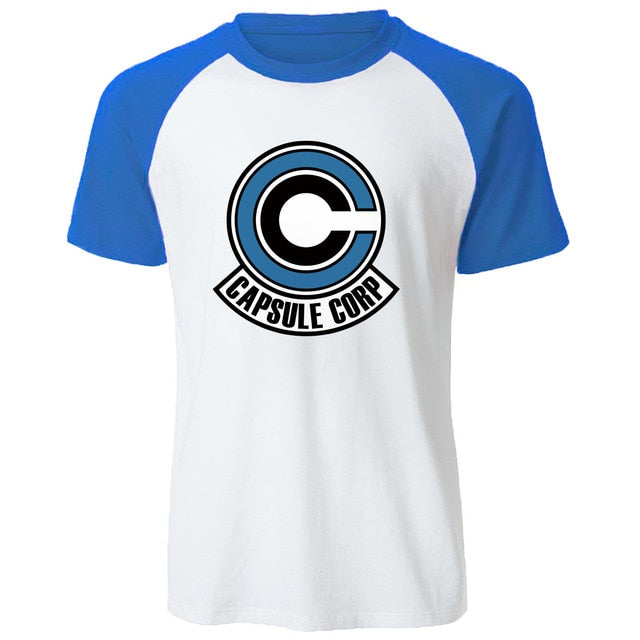 T-Shirt Capsule Corp 5 Coloris