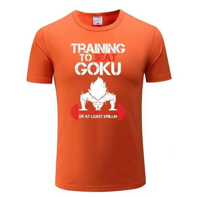 T-Shirt Goku Training