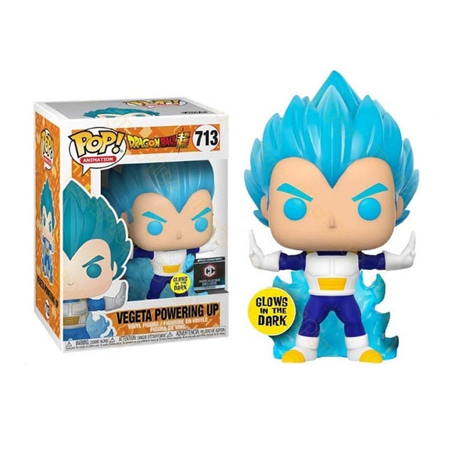Figurine Pop Dragon Ball Vegeta God