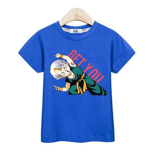 T-Shirt Enfant Dragon Ball (7 coloris)