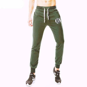 Pantalon de Jogging Dragon Ball vert