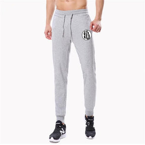 Pantalon de Jogging Dragon Ball gris