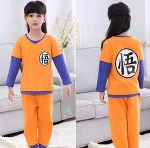 Pyjama Dragon Ball Z Fille