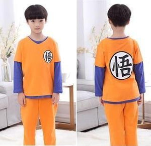 Pyjama Dragon Ball Z Garçon